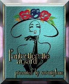 Fantastic Site Award by SerenityDesigns